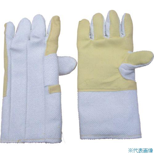 ■ニューテックス  ゼテックスアラミドパーム 手袋 35cm〔品番:2100008〕[TR-7848382]