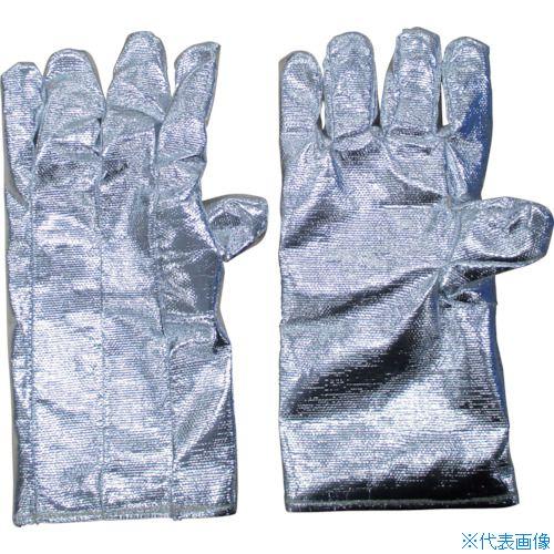 ■ニューテックス  ジーフレックス アルミ被覆手袋 35cm〔品番:2100019〕[TR-7848421]