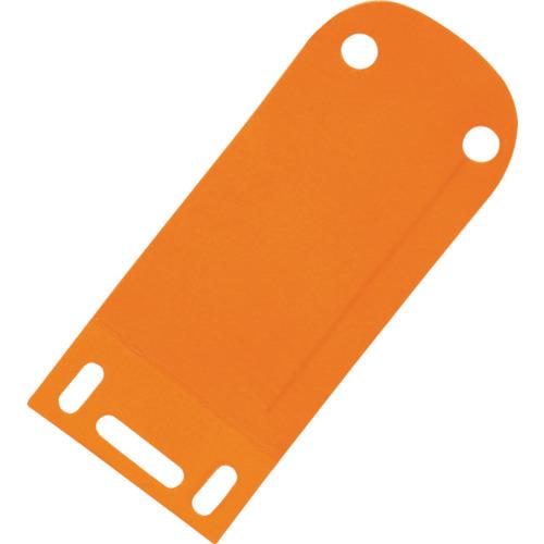■パンドウイット ラベルホルダー オレンジ (25個入)  〔品番:SLCT-OR〕[TR-7852193]