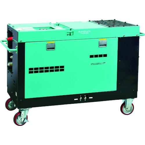 ■スーパー工業 ディーゼルエンジン式 高圧洗浄機 SEL-1450SSN3防音型  〔品番:SEL-1450SSN3〕[TR-7879024]【大型・重量物・個人宅配送不可】