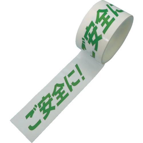 ■日東 ラインテープ EーSDP 100MMX50M ご安全に〔品番:100E-SDP13〕[TR-7898959]