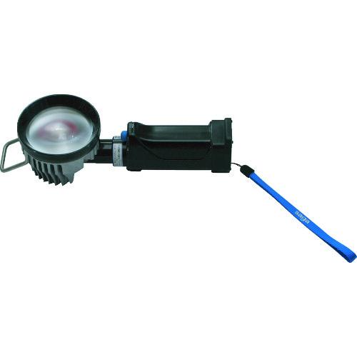 ■SAGA 3WLED紫外線コードレスライトセット 充電器なし  〔品番:LB-LED-3LW-FL-UV〕直送元[TR-7903219]【個人宅配送不可】