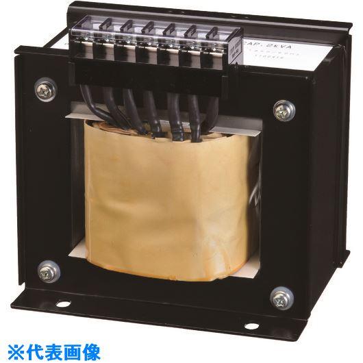 ■豊澄電源 LZ11シリーズ 100V対100V複巻絶縁トランス 2KVA〔品番:LZ11-02KF〕[TR-7904380]