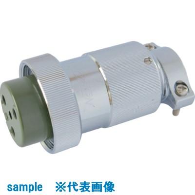 ■七星 防水メタルコネクタ NWPC-40シリーズ 20極 P16〔品番:NWPC-4020-P16〕[TR-7906757]