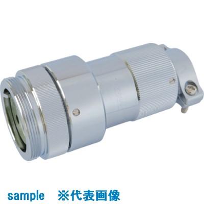 ■七星 防水メタルコネクタ NWPC-44シリーズ 2極 ADF23〔品番:NWPC-442-ADF23〕[TR-7908181]
