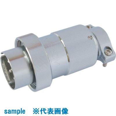■七星 防水メタルコネクタ NWPC-44シリーズ 2極 PM20〔品番:NWPC-442-PM20〕[TR-7908237]