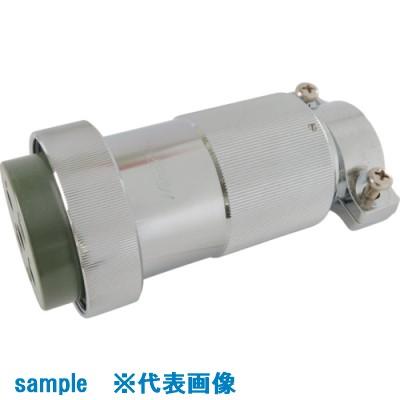 ■七星 防水メタルコネクタ NWPC-50シリーズ 4極 P18〔品番:NWPC-504-P18〕[TR-7909667]