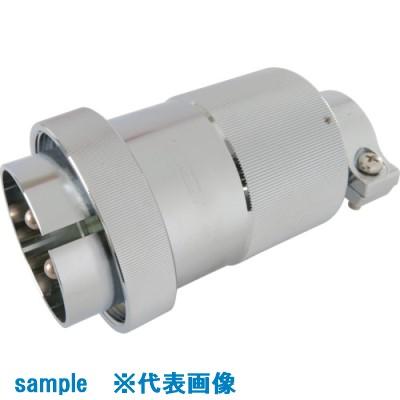 ■七星 防水メタルコネクタ NWPC-60シリーズ 32極 PM37〔品番:NWPC-6032-PM37〕[TR-7912315]