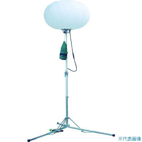 ■ワコウ LED300Wバルーン照明機(ハードケース入)〔品番:WL301SLBAKS-2〕[TR-7933665]【大型・個人宅配送不可】