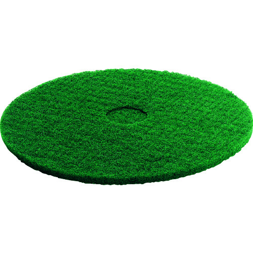 ■ケルヒャー ディスクパッド(緑)〔品番:63697900〕[TR-7941315]