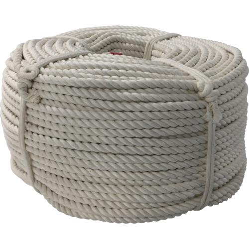 ■ユタカメイク ロープ 綿ロープ巻物 9Φ×200m〔品番:C9-200〕[TR-7944578]