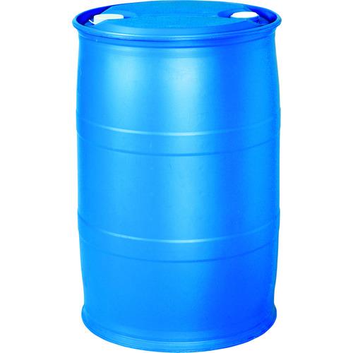 ■積水 ポリドラム SPD200-2(クリーン) ブルー〔品番:B3210000〕[TR-7954034]【大型・個人宅配送不可】