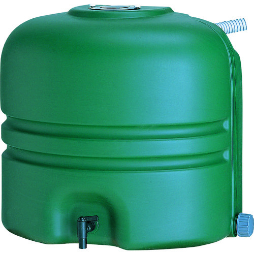 ■コダマ 雨水タンク ホームダム110L RWT-110 グリーン  〔品番:RWT-110-GREEN〕[TR-7973560]【大型・重量物・個人宅配送不可】