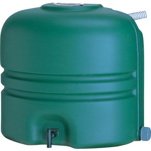 ■コダマ 雨水タンク ホームダム110L RWT-110 グレー  〔品番:RWT-110-GREY〕[TR-7973578]【大型・重量物・個人宅配送不可】