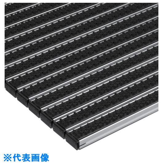 ■ミヅシマ MSDマット B22 別注サイズ 平米計算 ブラックXブラック〔品番:4191160〕[TR-8020944]