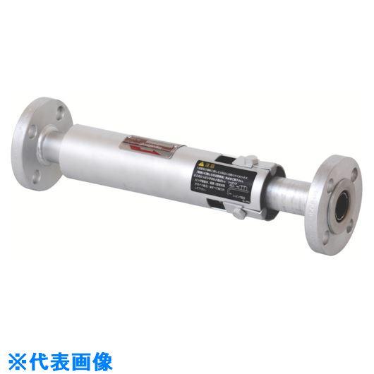 ■ヨシタケ ベローズ式単式伸縮管継手 32A〔品番:EB-1J-32A〕[TR-8021242]