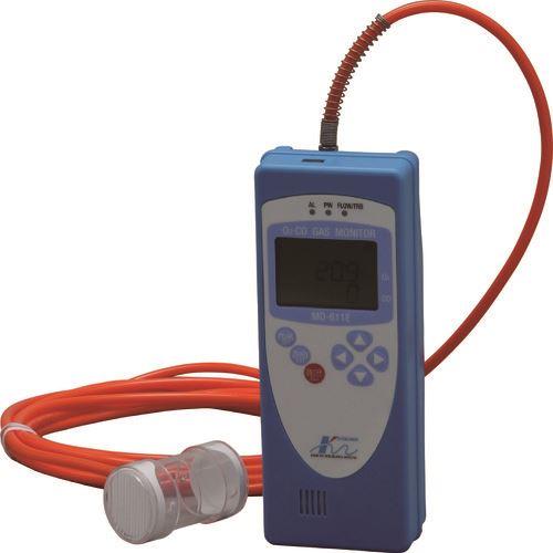 ■光明理化学 北川式 酸素・一酸化炭素測定器  〔品番:MD-611E〕外直送元[TR-8051690]【個人宅配送不可】
