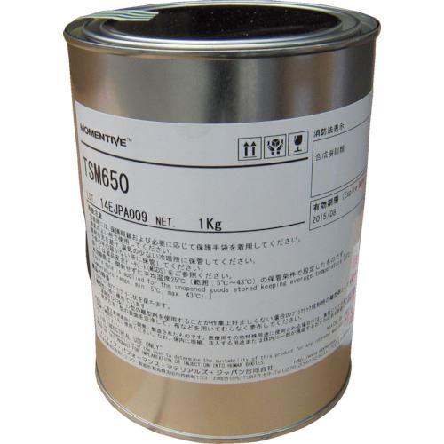 ■モメンティブ シリコーン離型剤《10缶入》〔品番:TSM650-1KG〕[TR-8051758×10]【個人宅配送不可】