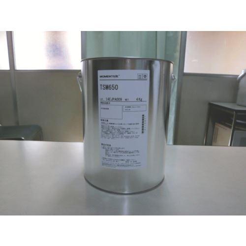 ■モメンティブ シリコーン離型剤〔品番:TSM650-4KG〕[TR-8051759]【個人宅配送不可】