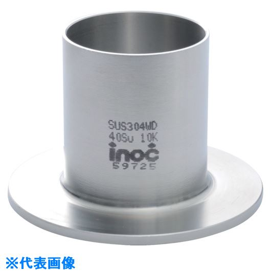 ■イノック ラップジョイントSU 150SU 10K  〔品番:304LJSU150SU10K〕[TR-8064399]
