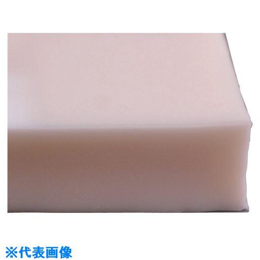 ■エクシール 人肌のゲルシート 硬度5 400×400 厚さ10.0乳白色〔品番:H5-10〕[TR-8066980]