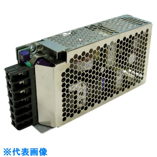■TDKラムダ ユニット型AC-DC電源 HWSシリーズ 150W カバー付〔品番:HWS150-48/A〕[TR-8068815]
