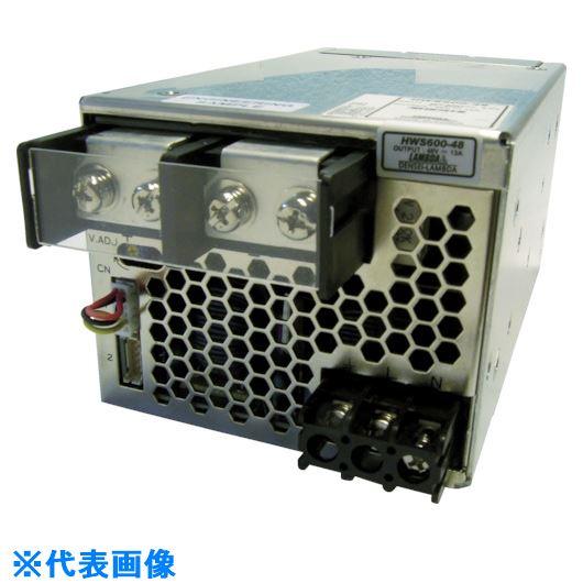 ■TDKラムダ ユニット型AC-DC電源 HWSシリーズ 600W〔品番:HWS600-3〕[TR-8068856]