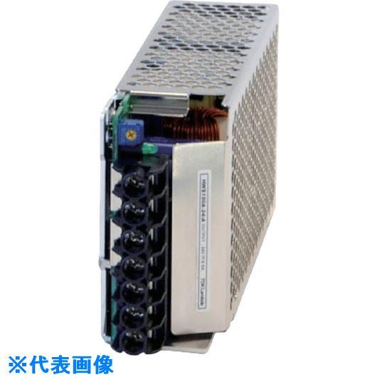 ■TDKラムダ ユニット型AC-DC電源 HWS-Aシリーズ 150W カバー付〔品番:HWS150A-5/A〕[TR-8069313]