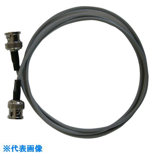 ■テイシン BNC付同軸ケーブル1.5m BNCプラグ両端付 3D-2V《20本入》〔品番:CCA-8-015A〕[TR-8069499×20]