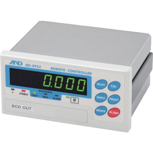■A&D 計量ライン用コントローラ(BCD)  〔品番:AD8923BCD〕外直送元[TR-8072360]【個人宅配送不可】