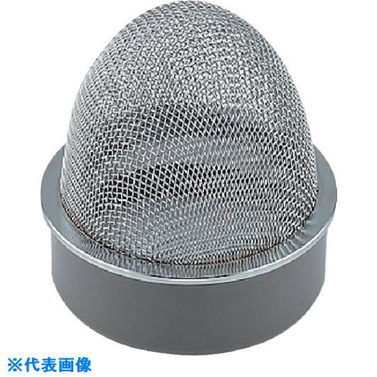 ■カクダイ VP・VU兼用山形防虫目皿  〔品番:400-238-75〕[TR-8076076]
