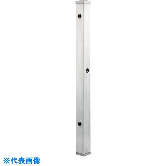 ■カクダイ ステンレス水栓柱(分水孔つき)  70角  〔品番:624-113〕[TR-8077826]