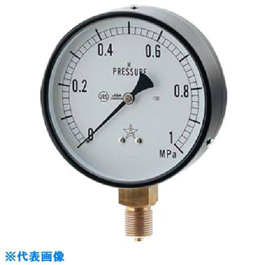 ■カクダイ 蒸気用圧力計(一般用・Aタイプ)  〔品番:649-873-05B〕取寄[TR-8078262]