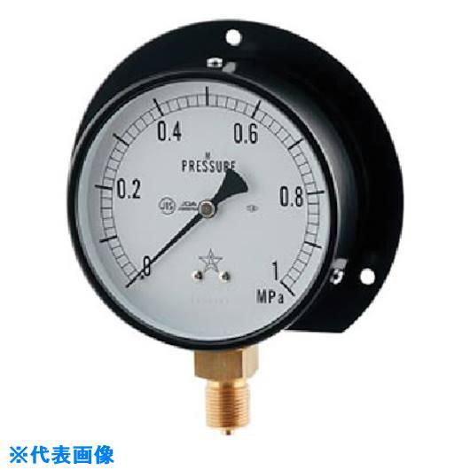 ■カクダイ 蒸気用圧力計(一般用・Bタイプ)  〔品番:649-874-05F〕取寄[TR-8078276]