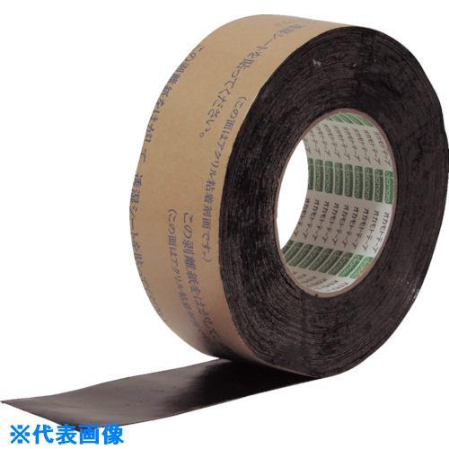 ■オカモト AB防水ブチルテープ《12巻入》〔品番:AB-01-75〕[TR-8080923×12]
