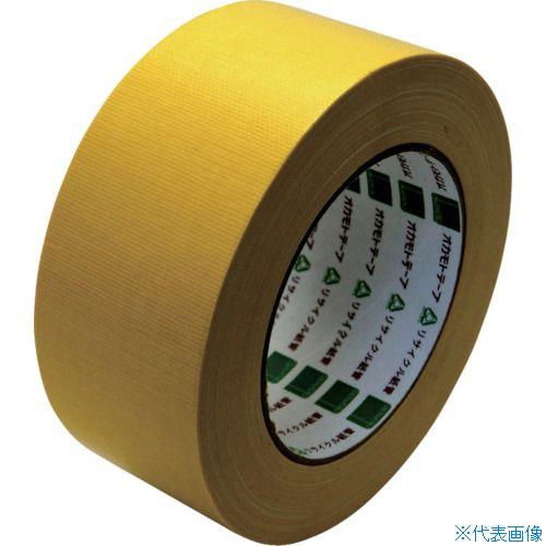 ■オカモト 布テープ NO111カラー 黄 50ミリ《30巻入》〔品番:111Y50〕[TR-8080944×30]