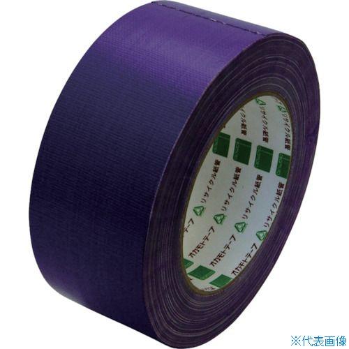 ■オカモト 布テープ NO111カラー 紫 50ミリ《30巻入》〔品番:111V50〕[TR-8080962×30]