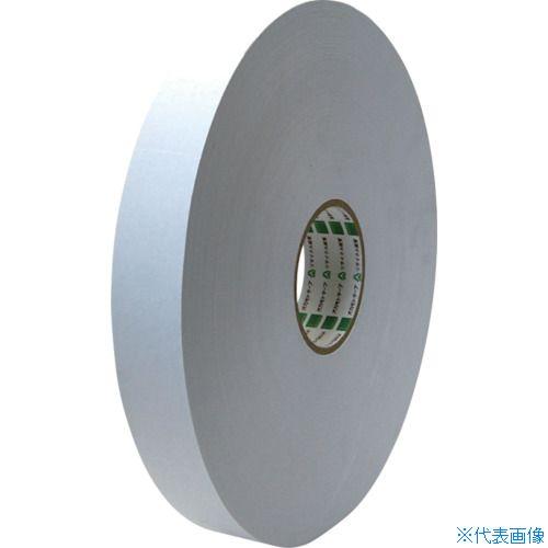 ■オカモト クラフトテープ NO224WC環境思いカラー長尺 白50ミリ×500M 5巻入 〔品番:224WC50500W〕[TR-8081002×5]