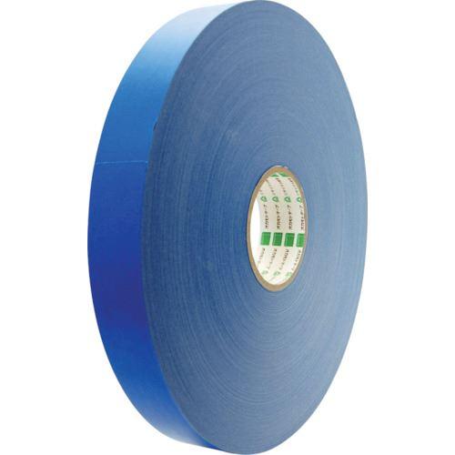 ■オカモト クラフトテープ NO228 ピュアカラー長尺 青 50ミリ×500M《5巻入》〔品番:228B50500〕[TR-8081018×5]