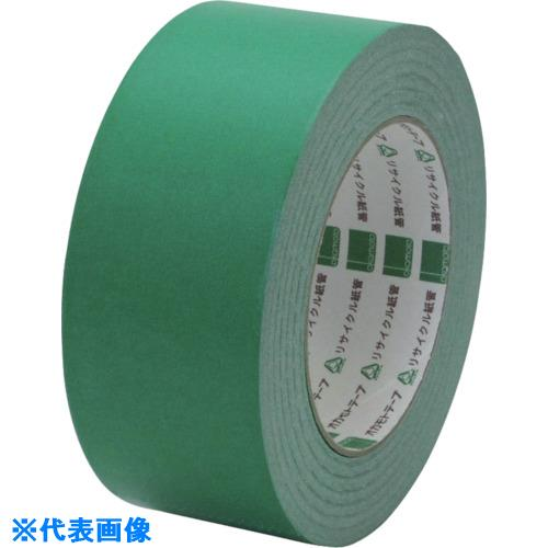 ■オカモト クラフトテープ NO228 ピュアカラー緑 38ミリ《60巻入》〔品番:228G38〕[TR-8081022×60]