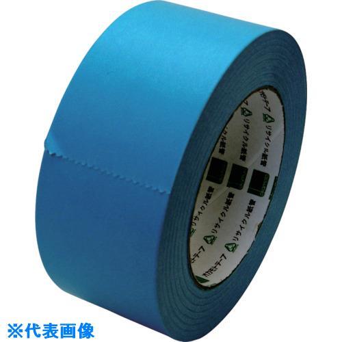 ■オカモト クラフトテープ NO228 ピュアカラーライトブルー 38ミリ《60巻入》〔品番:228L38〕[TR-8081027×60]