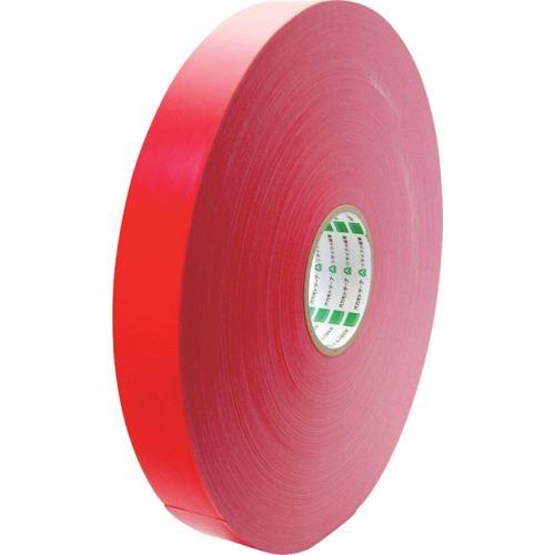 ■オカモト クラフトテープ NO228 ピュアカラー長尺 赤 50ミリ×500M《5巻入》〔品番:228R50500〕[TR-8081034×5]