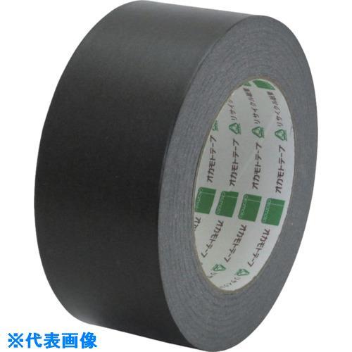 ■オカモト クラフトテープ NO228 ピュアカラー黒 38ミリ《60巻入》〔品番:228X38〕[TR-8081043×60]