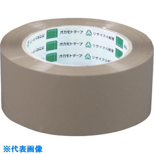 ■オカモト OPPテープ NO333 クリーム 60ミリ《40巻入》〔品番:333CR60〕[TR-8081071×40]
