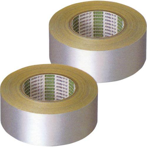■オカモト アルミテープ NO721 50ミリ×50M《30巻入》〔品番:721〕[TR-8081112×30]