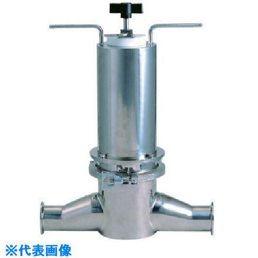 ■カネテック 耐熱粘液体用マグネットフィルタ PCMH2-TD-A形  〔品番:PCMH2-TD25A〕[TR-8085975]【個人宅配送不可】
