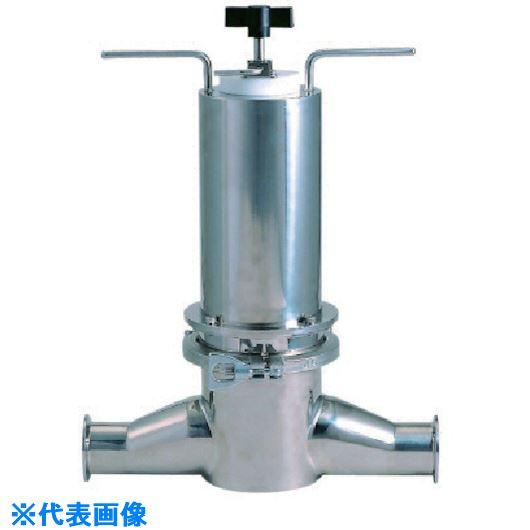 ■カネテック 耐熱粘液体用マグネットフィルタ PCMH2-TD-A形  〔品番:PCMH2-TD35A〕[TR-8085977]【個人宅配送不可】