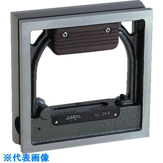 ■RKN 角形水準器(一般工作用) 長さ200MM 幅200MM  〔品番:RSL-B2005〕[TR-8094409]【個人宅配送不可】