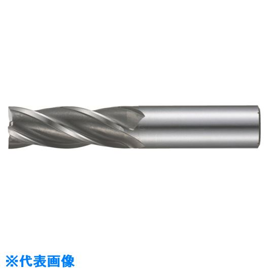 ■FKD 3Sエンドミル4枚刃(標準刃)44×32  〔品番:4SF-44X32〕[TR-8097063]