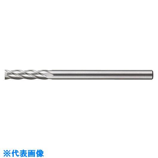 ■FKD ロングシャンクエンドミル4枚刃13.5  〔品番:LS-4LF-13.5〕[TR-8101985]
